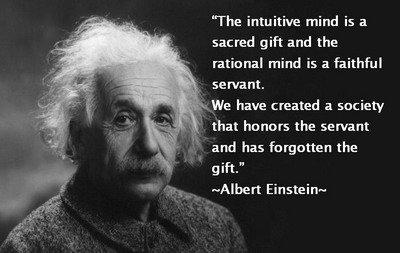Мысль и интуиция